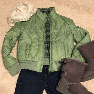Charlotte Russe reversible coat